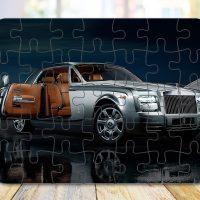 Automobili puzzle