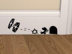 nalepnice za zid, stikeri za zid, prodaja stikera, izrada stikera
