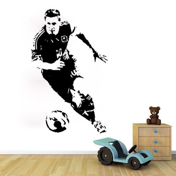 Fudbal stikeri