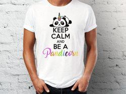 Majice sa natpisom keep calm