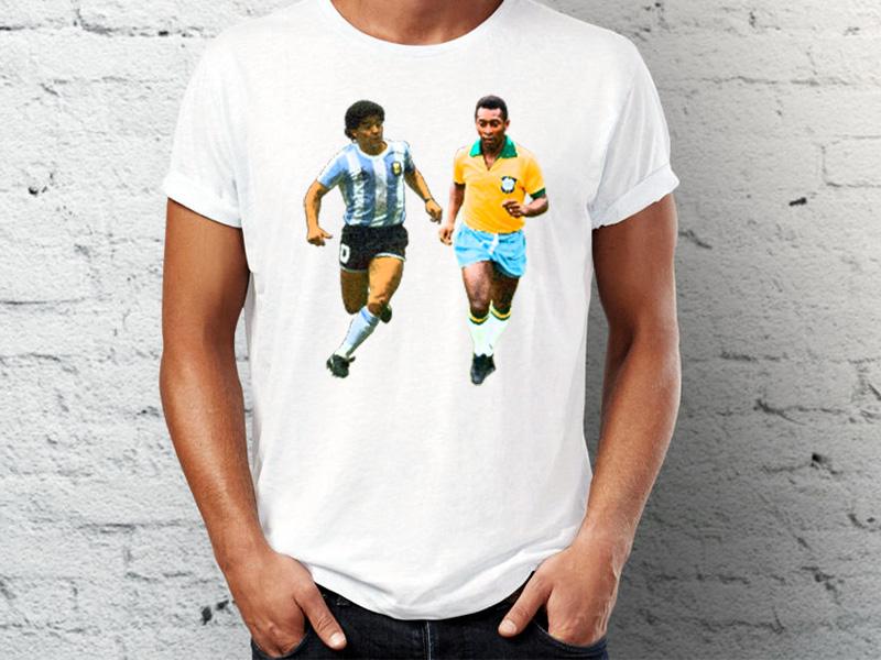 Slavni sportisti majice